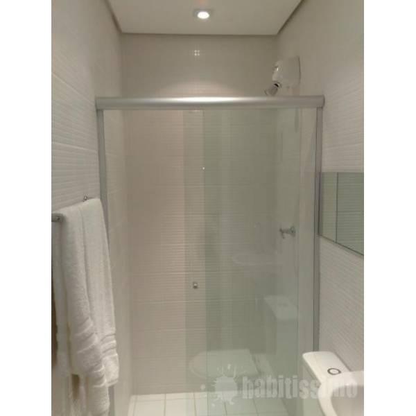 Box para Banheiro Alumínio na Cidade Bandeirantes - Box para Banheiro em Osasco
