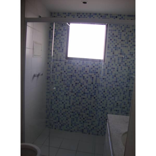 Box para Banheiro Bonito no Sítio São João - Box para Banheiro na Grande SP