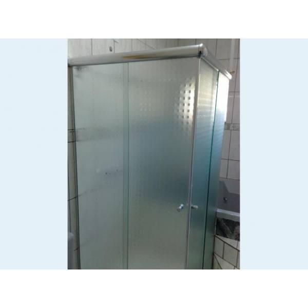 Box para Banheiro Empresa no Jardim Santa Efigênia - Preço de Box para Banheiro