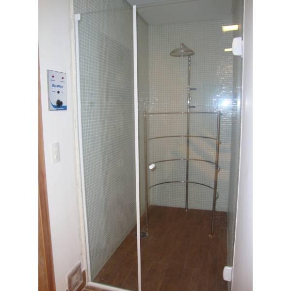 Box para Banheiro na Vila Santista - Box para Banheiro no ABC
