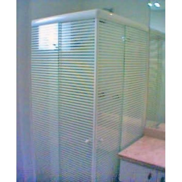 Box para Banheiro Pequeno na Vila Ferreirinha - Box para Banheiro na Grande SP