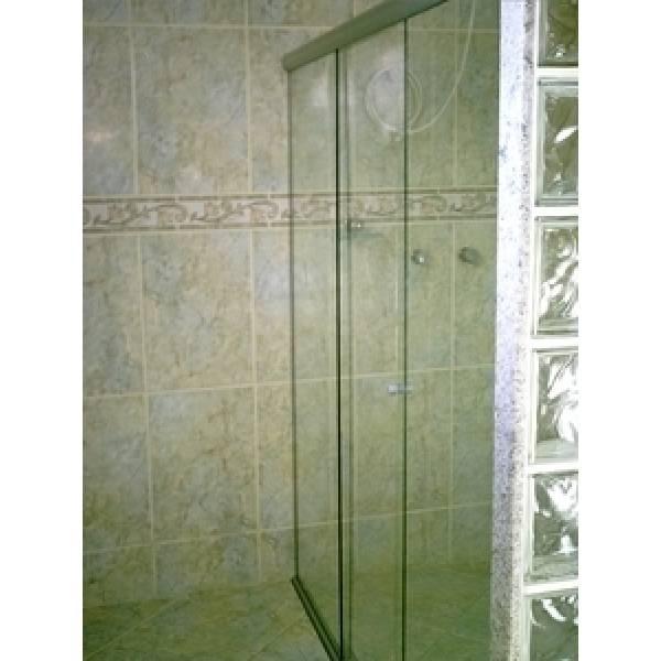 Box para Banheiro Perto na Vila Caraguatá - Box para Banheiro em Osasco