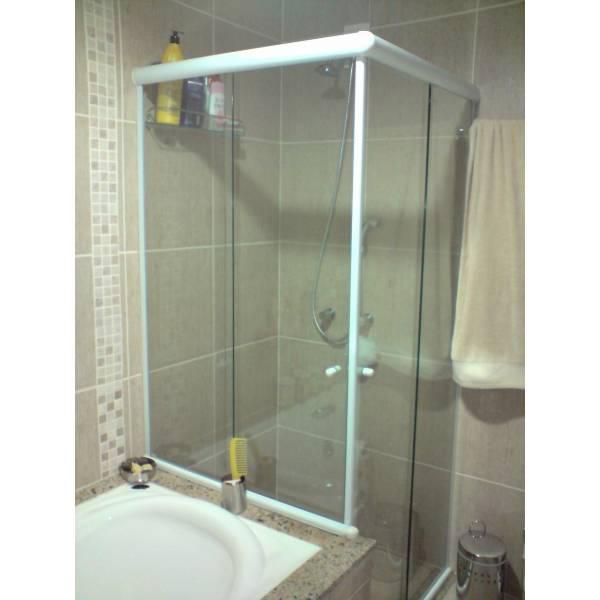 Box para Banheiro Preço Baixo no Jardim Barro Branco - Box para Banheiro SP