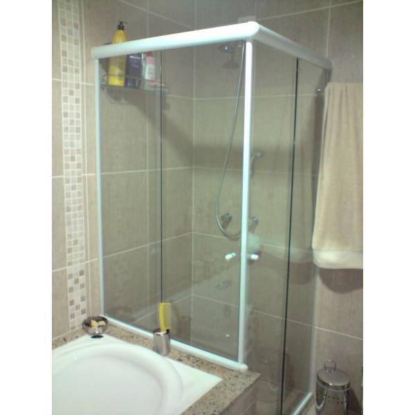 Box para Banheiro Preço Baixo no Jardim São Pedro - Box para Banheiro no ABC