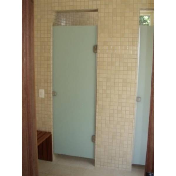 Box para Banheiro Serigrafado Branco na Vila União - Box para Banheiro em Osasco