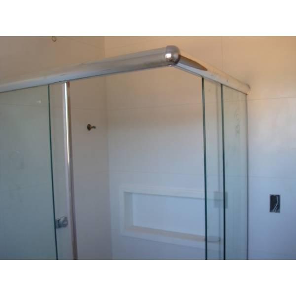 Box para Banheiros Perfil Valores na Vila Rica - Box para Banheiro em SP