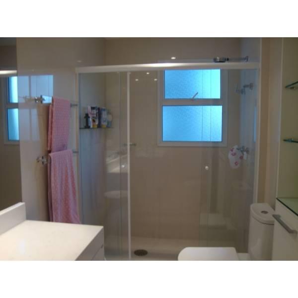 Desejo Box para Banheiros na Vila Santa Lúcia - Box para Banheiro em SP