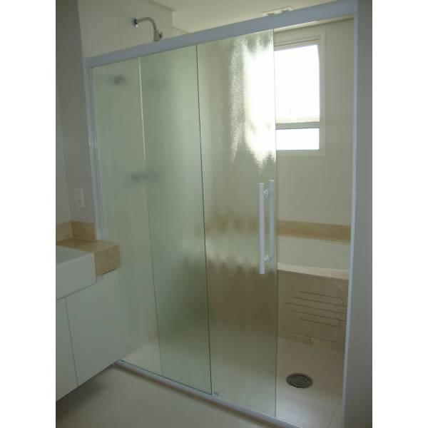 É Caro Box para Banheiro na Vila São Pedro - Box para Banheiro na Grande SP