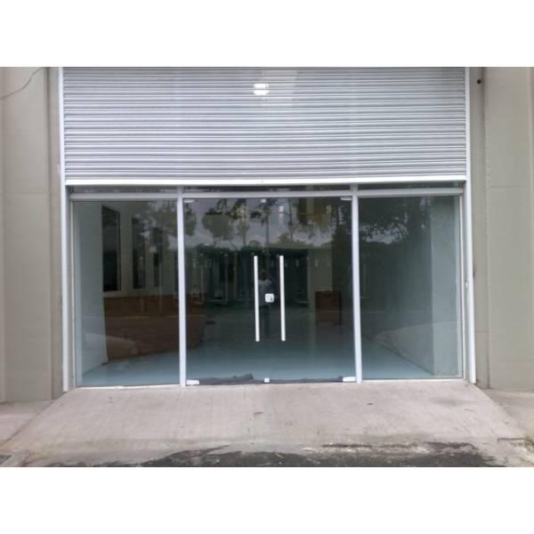 Fechamento em Vidro Temperado na Vila Dom Pedro II - Fechamento em Vidro Temperado na Grande SP