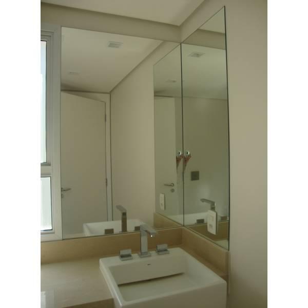Loja de Espelhos Baratos no Jardim Vale Verde - Comprar Espelhos