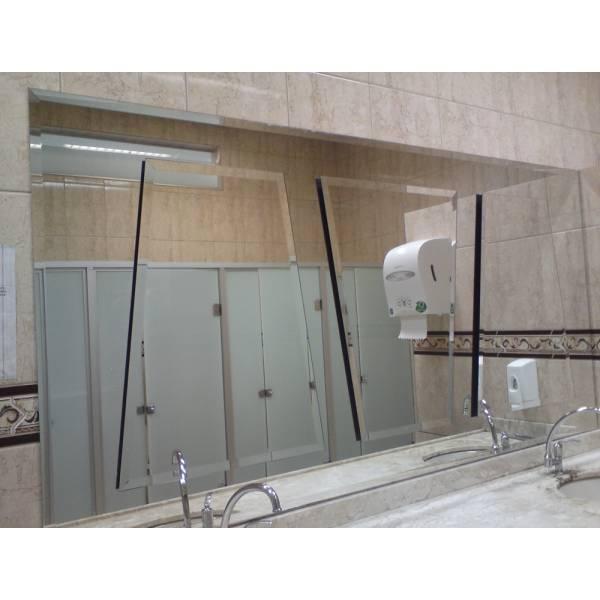 Loja de Espelhos Grandes  no Jardim São Januário - Loja de Espelhos no ABC