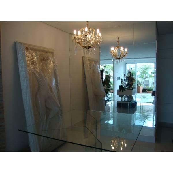 Loja de Espelhos Médios no Jardim Arnaldo - Loja de Espelhos no ABC