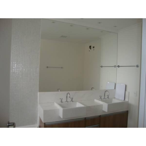 Loja de Espelhos para Banheiro na Chácara Vista Alegre - Loja de Espelhos SP