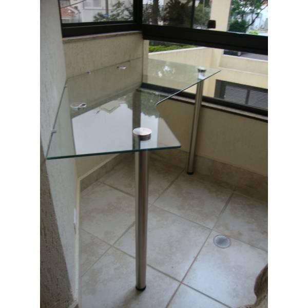 Modelos de Tampos de Vidro na Cidade Popular - Tampos de Vidro para Mesas