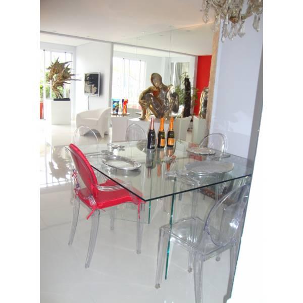 Quanto Custa Tampos de Vidro no Jardim Maria Antonina - Tampo de Vidro para Mesa