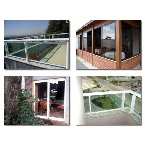 Serviços de Vidraçaria no Jardim Bandeirantes - Vidraçaria Preços