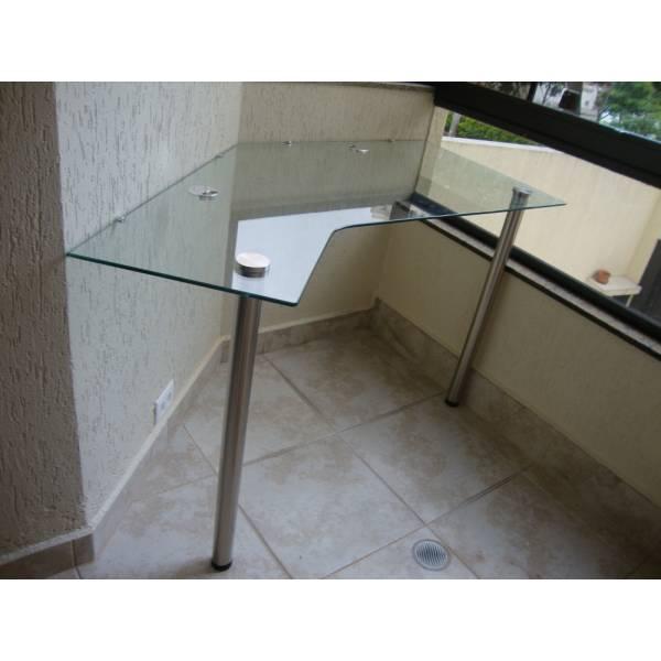Tampos de Vidro Incolor com Preço Baixo no Jardim Matarazzo - Tampos de Vidro para Mesas