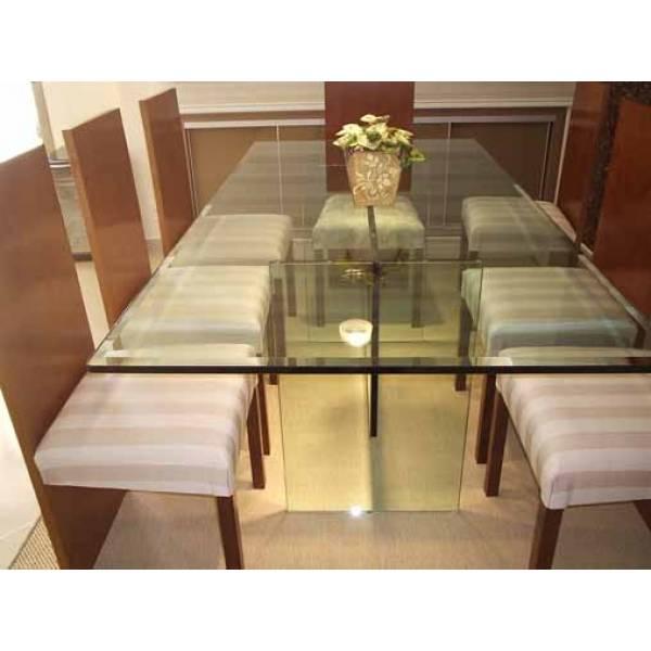 Tampos de Vidro para Mesa Preços na Vila Penteado - Tampo Vidro