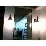 Loja de espelhos valores no Jardim Silva Teles