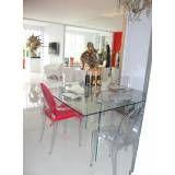 Quanto custa tampos de vidro no Jardim Laone