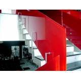 Vidro colorido de boa qualidade na Vila Suiça