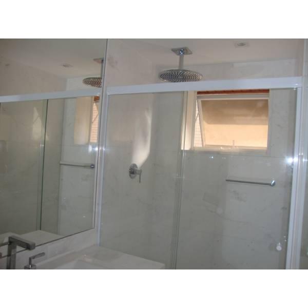 Tipos de Box para Banheiro no Conjunto Habitacional Marechal Mascarenha de - Box de Banheiro