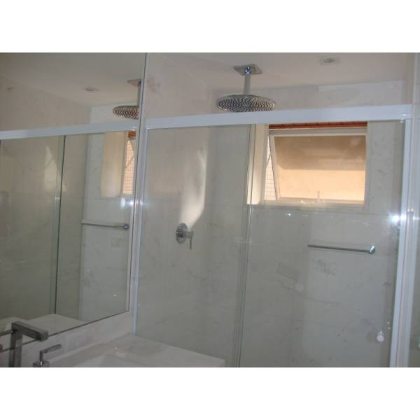 Tipos de Box para Banheiro no Jardim São Savério - Preço de Box para Banheiro
